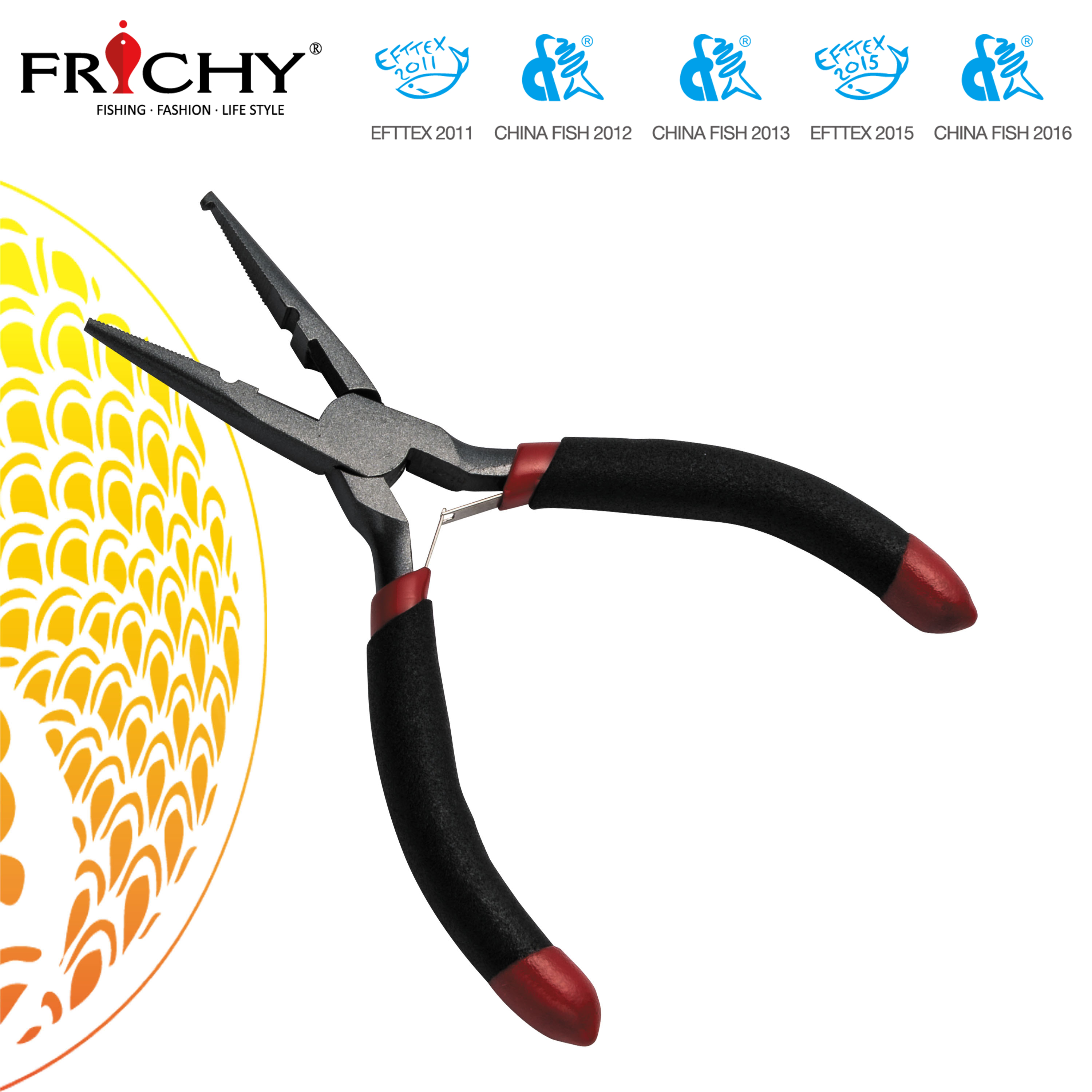 X44 Stainless Steel mini fishing pliers